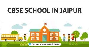 CBSE School in Jaipur