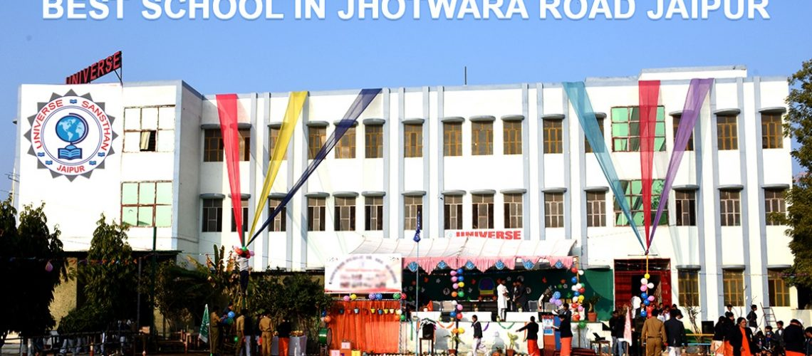 School in Jhotwara Road Jaipur