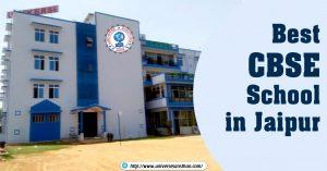 Best CBSE School in Jaipur