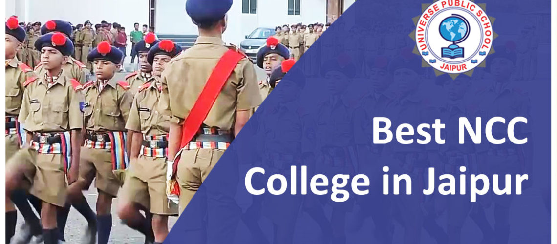 Best NCC College in Jaipur.