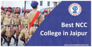 Best NCC College in Jaipur.