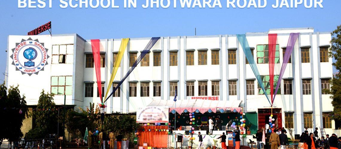 School in Jhotwara Road Jaipur