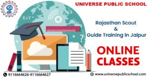 Rajasthan Scout & Guide Training in Jaipur